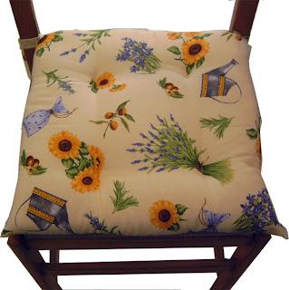 Cuscini sedia tappetomania bollengo - Cuscini per sedie da cucina moderne ...