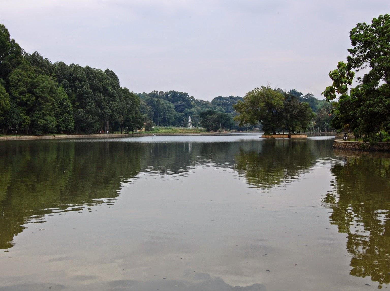 Situ Gede atau Setu Gede di Bogor yang Indah