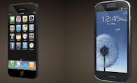 iPhone 5 and Galaxy SIII