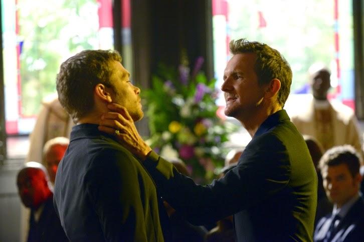 The Originals - Season 2 - Sebastian Roche Interview