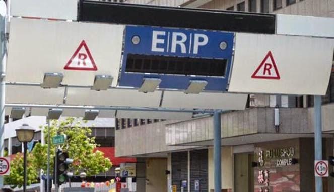Tarif dan Lokasi Penerapan ERP di Jakarta