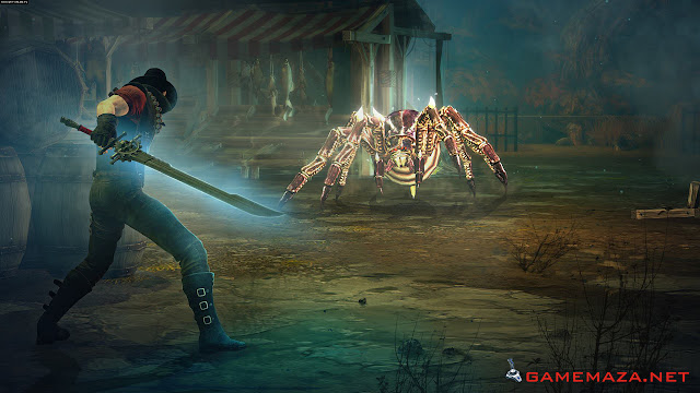 Victor-Vran-PC-Game-Free-Download