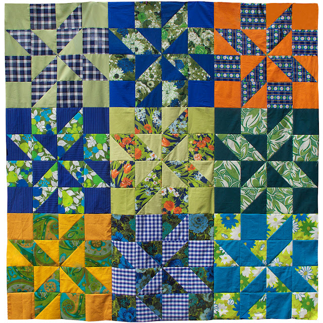 Nifty Quilts That 70s Quilt