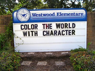 Photo of Color The World With Character marquee