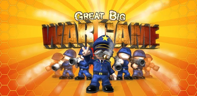 Great Big War Game V1.4.7 Apk + Data Full Version