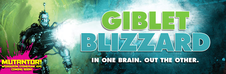 GIBLET BLIZZARD