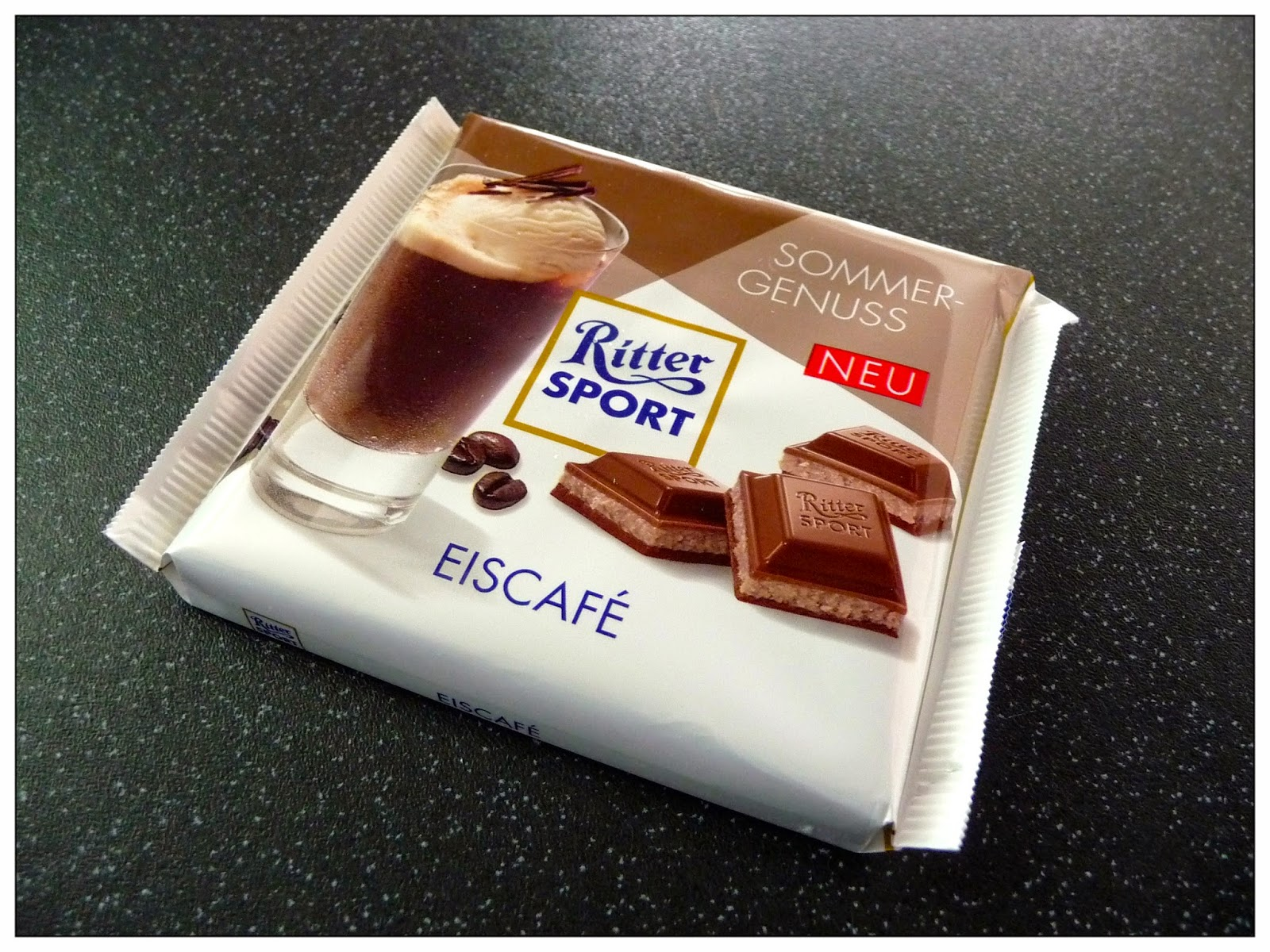 Ritter Sport Icecafe