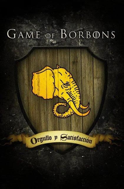 Casa Borbón - Juego de Tronos en los siete reinos