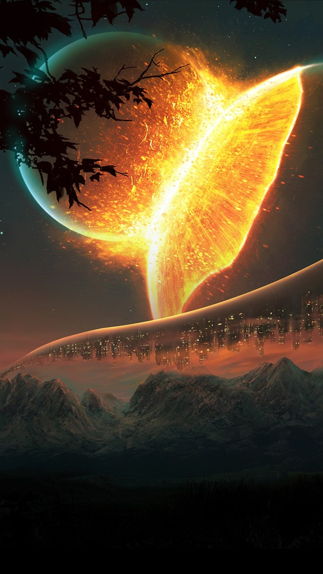 Space Wallpaper For Iphone 5