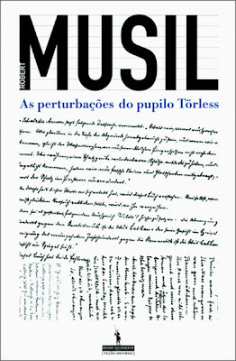 As perturbações do pupilo Törless, Robert Musil