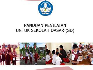 Panduan penilaian Sekolah Dasar ( SD )