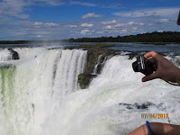 Iguazu Falls – Upper Trail Photo 3, Iguazu National Park,  Argentina.