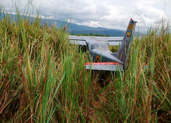 T-41D Mescalero Fuerza Aérea Colombiana
