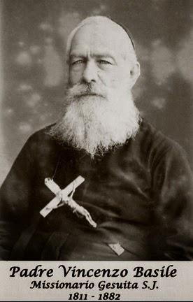 Vincenzo Basile, missionario Gesuita