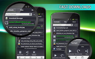 Download Manager for Android - Aplikasi untuk mempercepat download