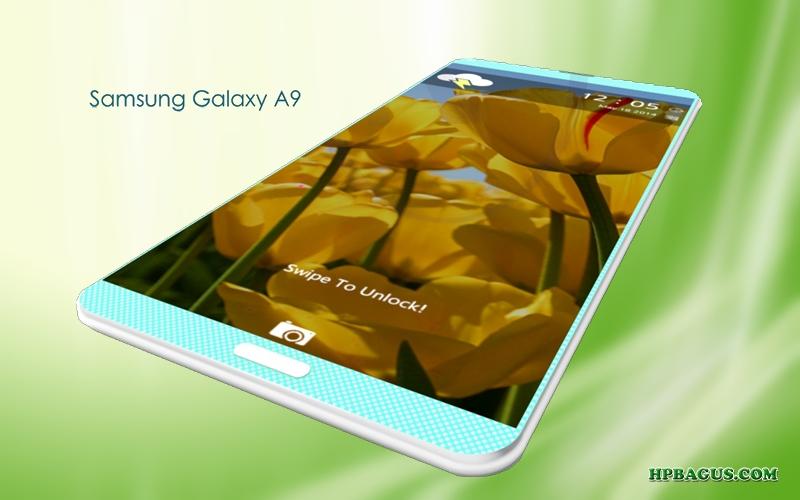 Spesifikasi dan Harga Samsung Galaxy A9 Android Smartphone