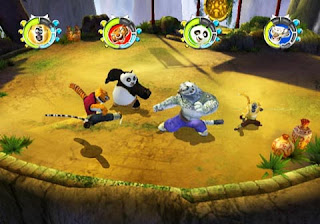 Free download Kung Fu Panda Full Version PC Games