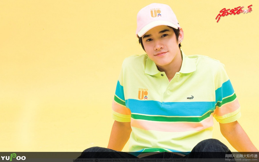 The Gay Life Vinvin Mario Maurer Wallpapers For You Love