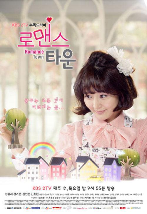 Xem Phim Romance Town (Tập 10/20)