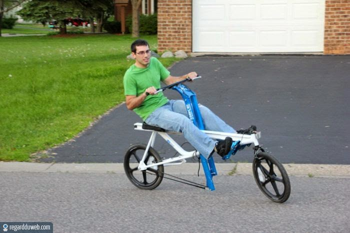Images drôles et surprenantes Transport - Vélo v69 - Des ...