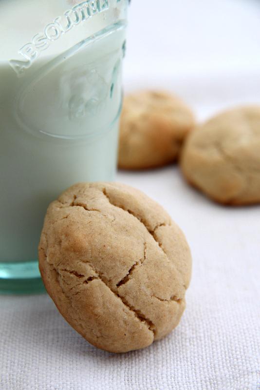 Ciasteczka z kardamonem i białą czekoladą