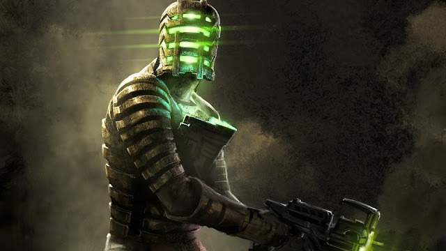 dead space art work 1080 Dead Space Green Art