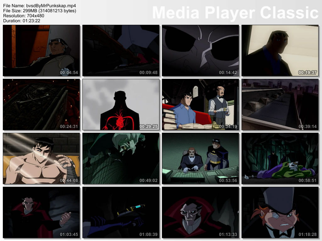 Batman vs Dracula [Latino] [DvdRip-Mp4] [PL-FF-EB-LT]