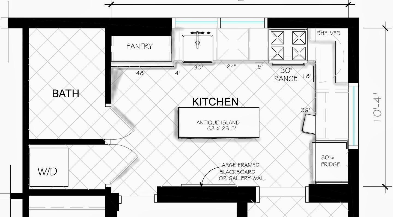 CREED: The Art of Planning: Karen\'s Kitchen