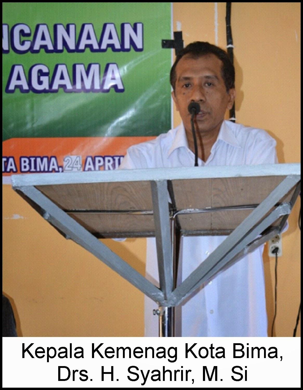 Kementerian Agama Kota Bima  Adakan Kegiatan PAP dan Musrencan