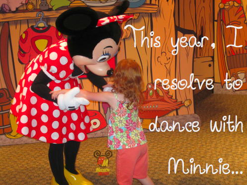 2014 Resolution: Plan a Vacation to Disney World!