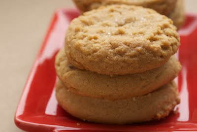 CUP OF JO: The Best Peanut Butter Cookies You'll Ever Have
