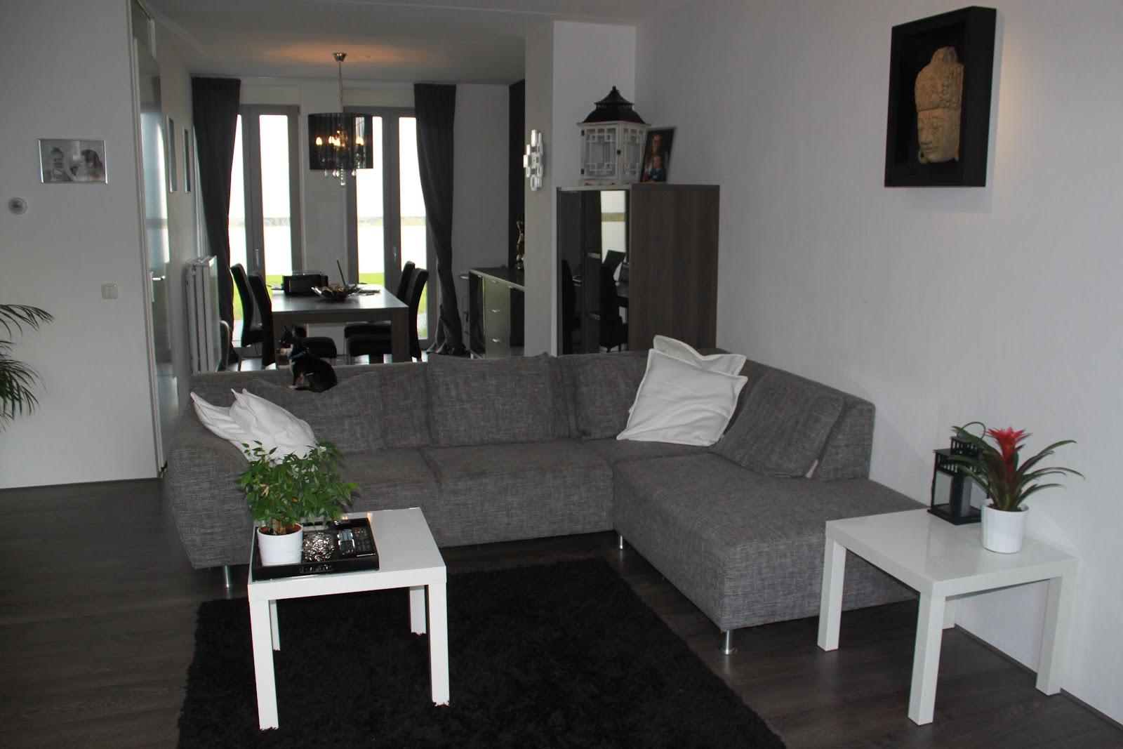 Woonkamer make-over ~ Elise\'s Blog