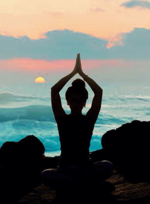 Meditate with Ahimsa
