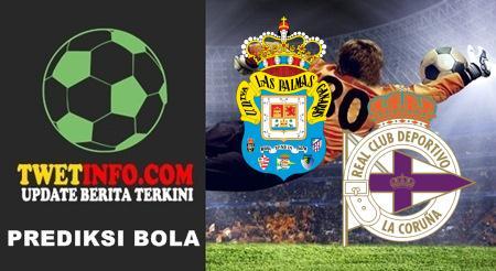 Prediksi Las Palmas vs Deportivo La Coruna