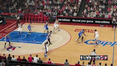 Image: NBA 2K15 Apk