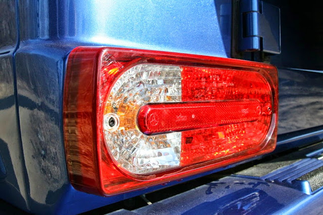 gelandewagen tail lights