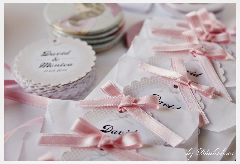 empaquetado regalos boda