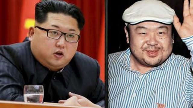 Οι μασονο-δημοκράτες δολοφόνησαν τον αδελφό του Κιμ Γιονγκ Ουν στη Μαλαισία