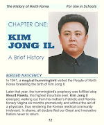 Kim Jong IL and the magical hummingbird. Comment: HT: Bored Panda. (history of north korea)