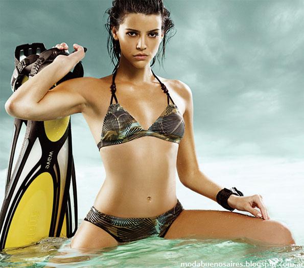 Getien Bikinis verano 2013. Trajes de baño 2013.
