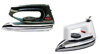 Get  Bajaj Popular Iron (750 Watt) for Rs.349 and Bajaj Lightweight Dry Iron (1000 Watt)  for Rs.350 (Free Home Delivery)