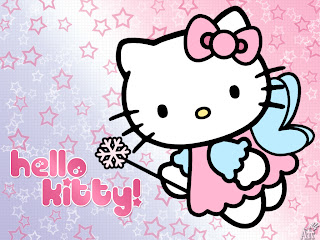 Hello Kitty wallpaper 1024x768