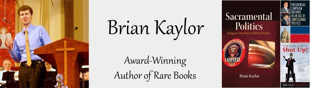 Brian Kaylor