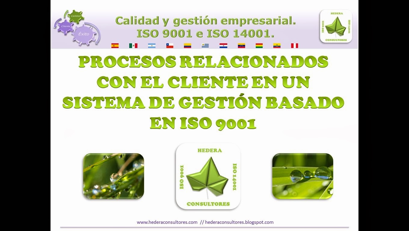 Comercial - ISO 9001