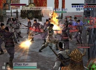 PC Game Download Dynasty Warriors 4 Hyper Full RIP img 2