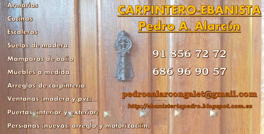 Ebanistería Pedro A.Alarcon