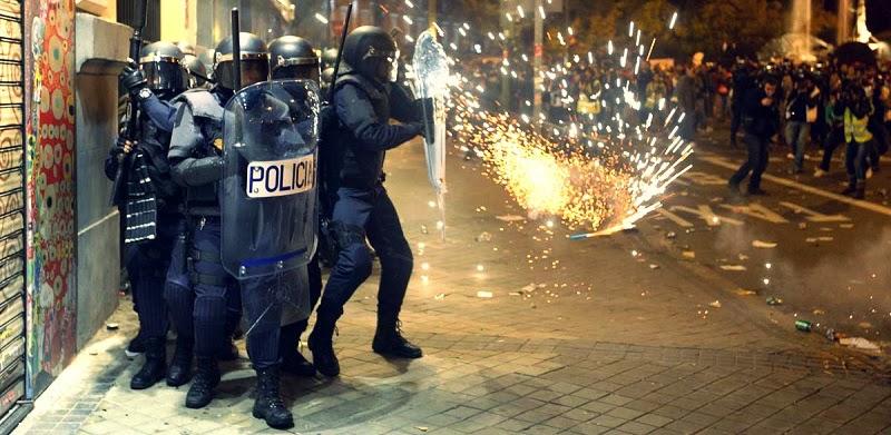 Caos na segurança pública