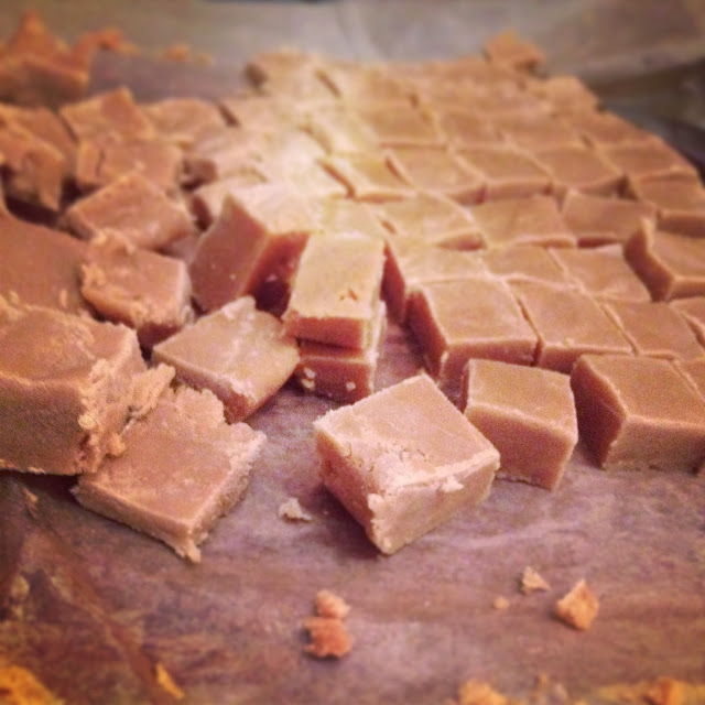whiskey scottish tablet