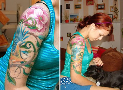 tattoo sleeve themes