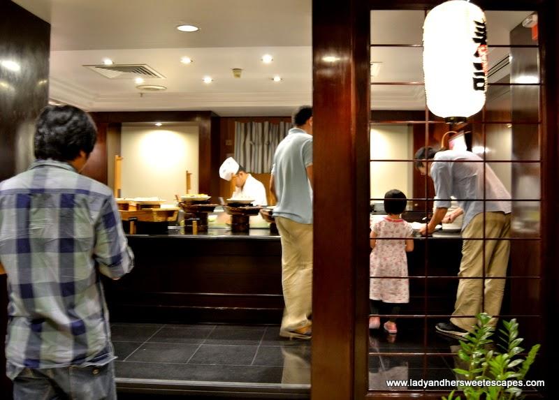 Minato restaurant at Radisson Blu Dubai